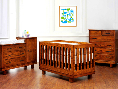 Merveilleux Browse Amish Crafted Baby Cribs
