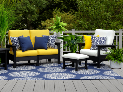 Browse American Made Outdoor Furniture