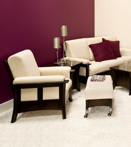 Made in America Corsica Living Room Furniture Set