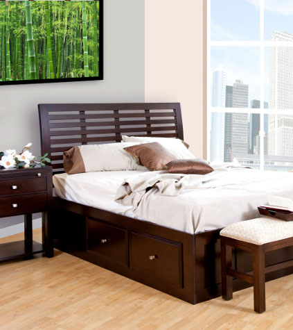 Made in America Parkview Bedroom Furniture Set