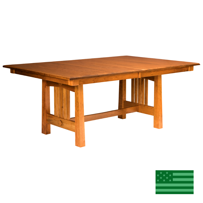 Austin Trestle Dining Table