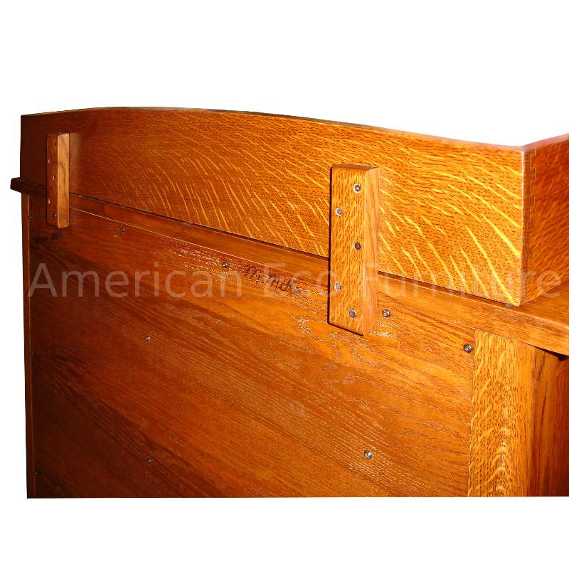 Back of Dresser & Changing Tray