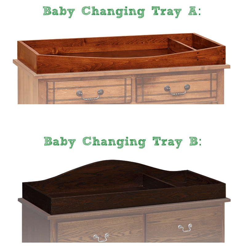 Baby Changing Tray