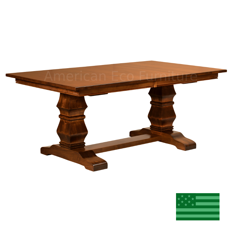 Bailey Trestle Dining Table
