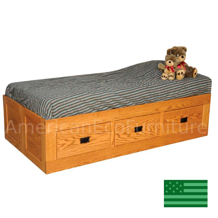 Brady Storage Bed