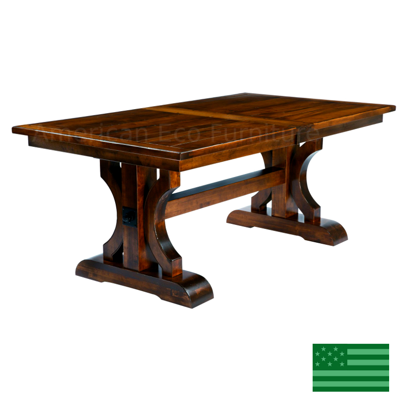 Brea Trestle Dining Table
