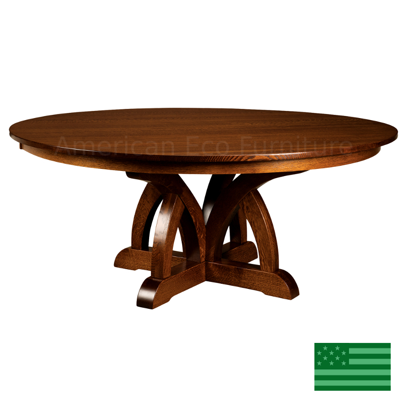 Brentwood Pedestal Dining Table