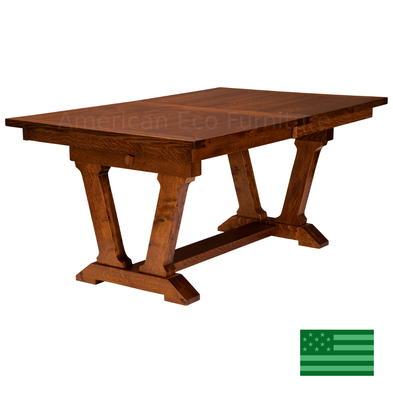 Bryant Trestle Dining Table