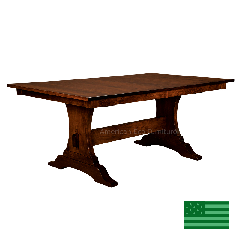 Bryce Trestle Dining Table