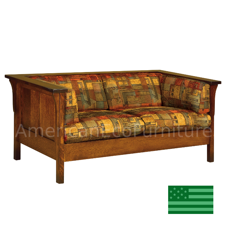 Carlisle Panel Loveseat