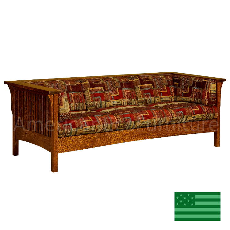Carlisle Slat Sofa