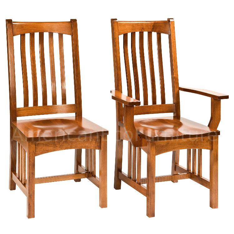 Side Chair & Arm Chair