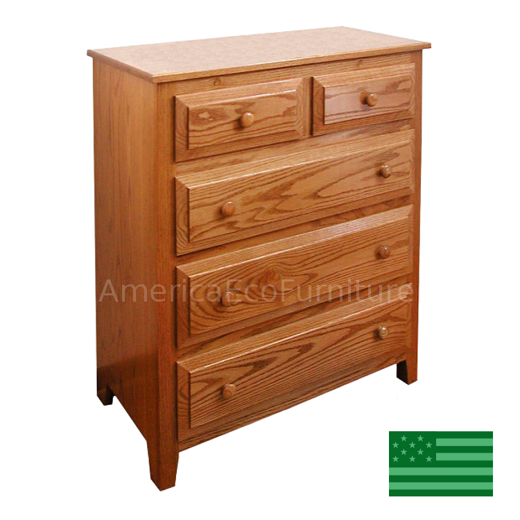 Children's 5 Drawer Chest