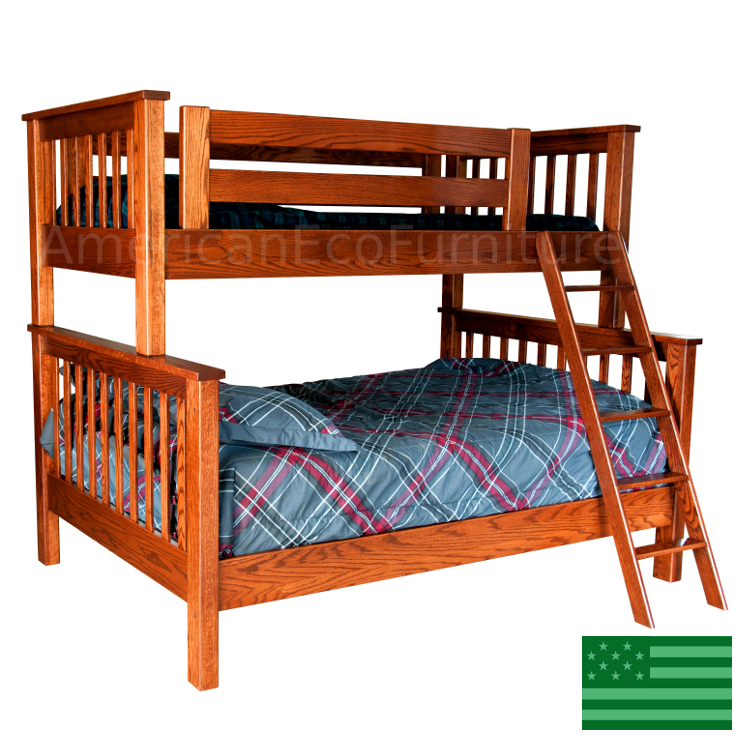 Makenzie Twin over Full Bunk Bed