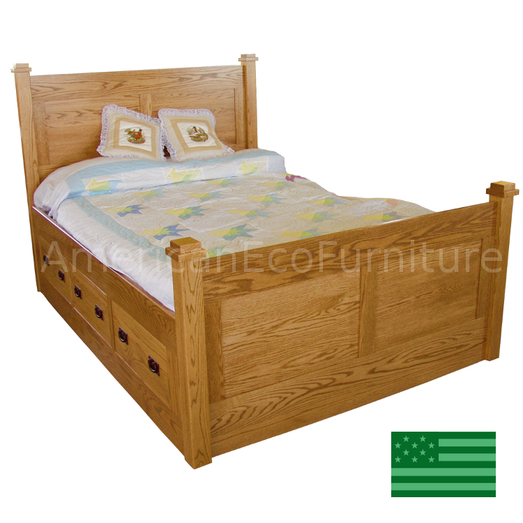 Eaton Storage Bed