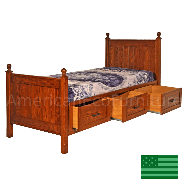 Laine Captain's Bed