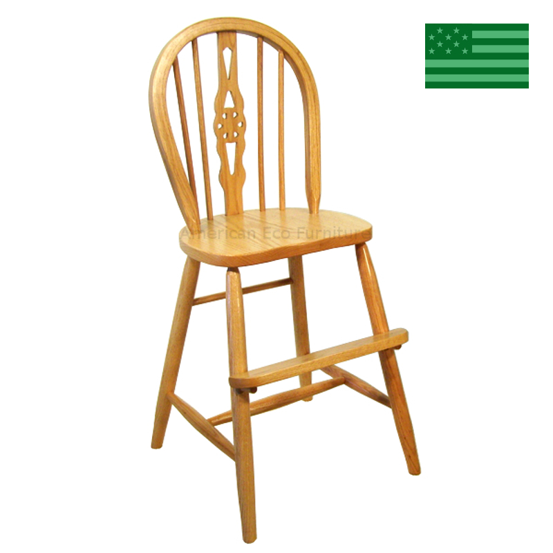 Fiddle Back Youth Chair