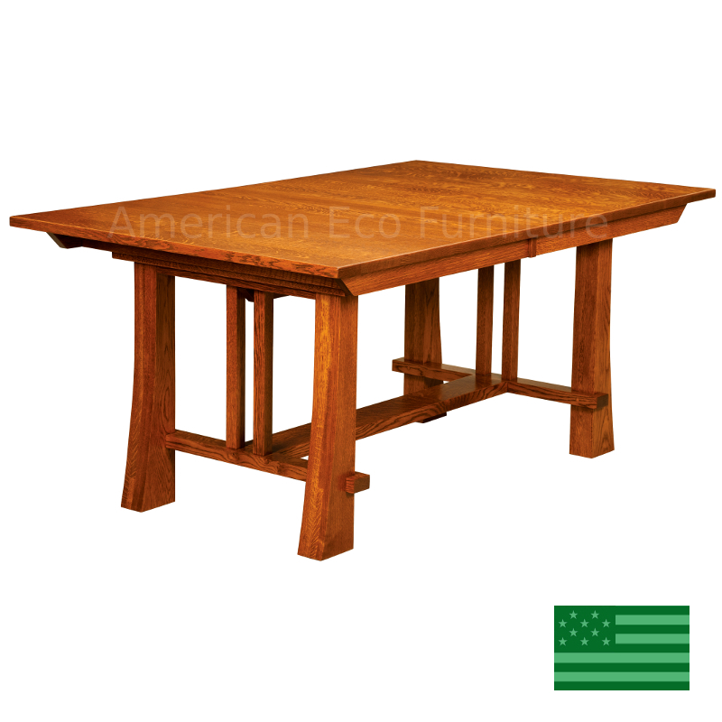 Greeneville Trestle Dining Table