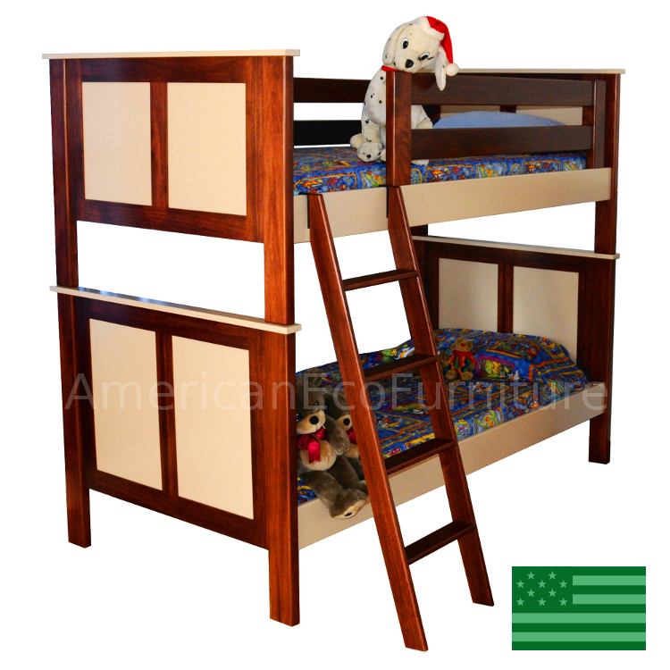 Custom Bunk Beds Made In America Usa Made Children S Furniture