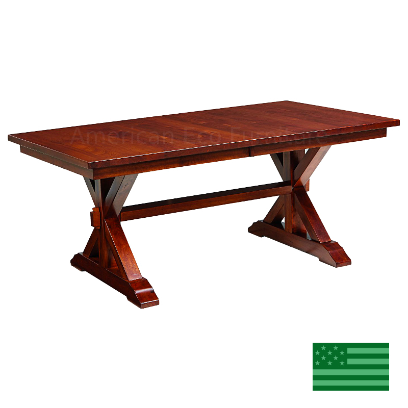 Lincoln Trestle Dining Table