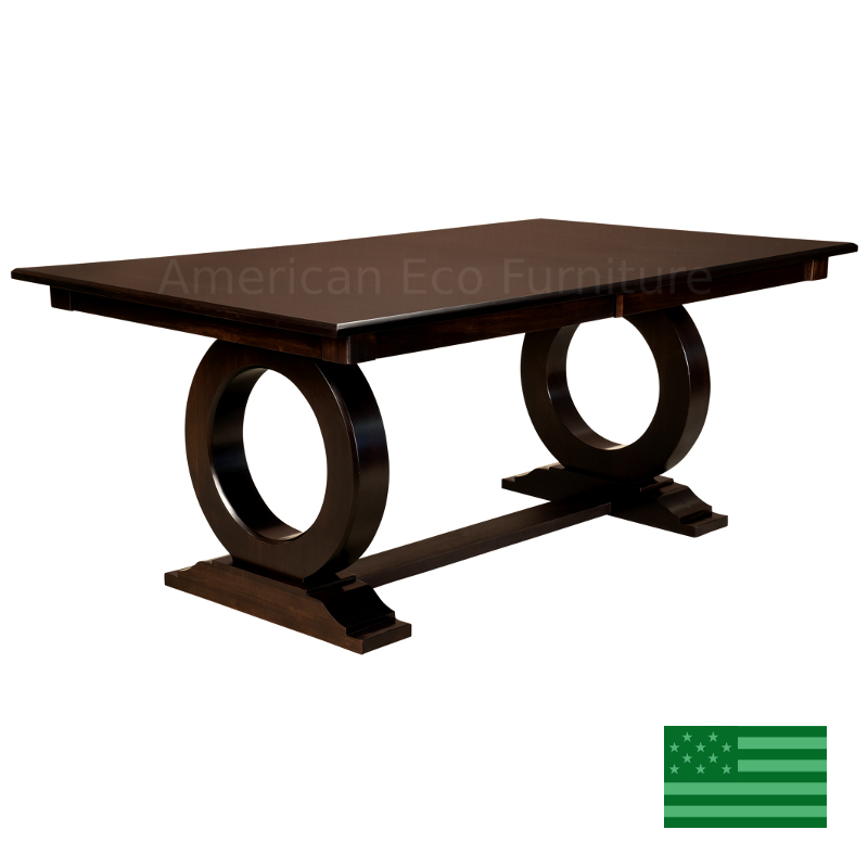 Marbella Trestle Dining Table