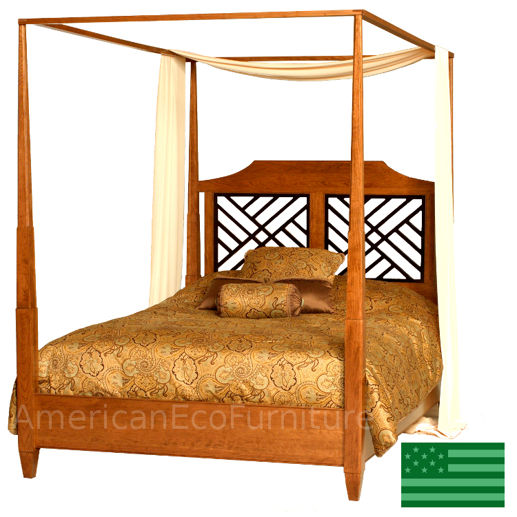 Margate Canopy Bed