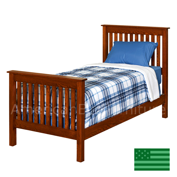 Harper Slats Bed