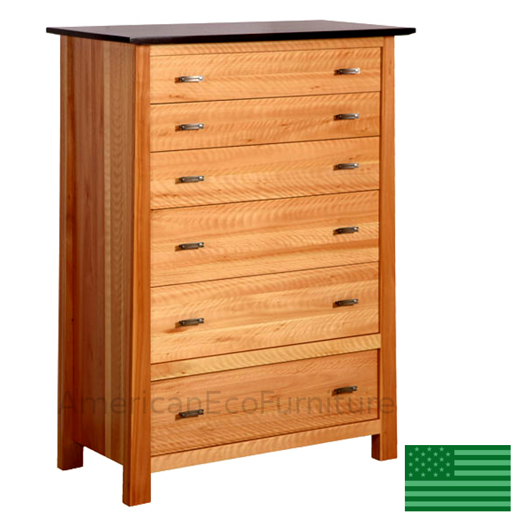 Miyako 6 Drawer Chest