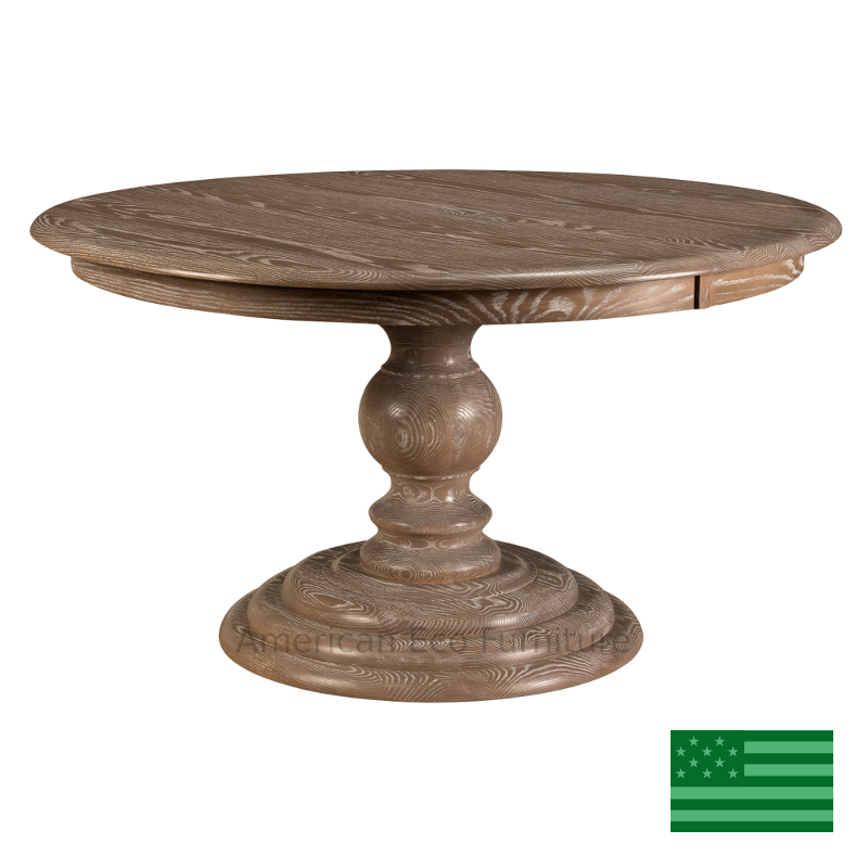 Rockville Pedestal Dining Table