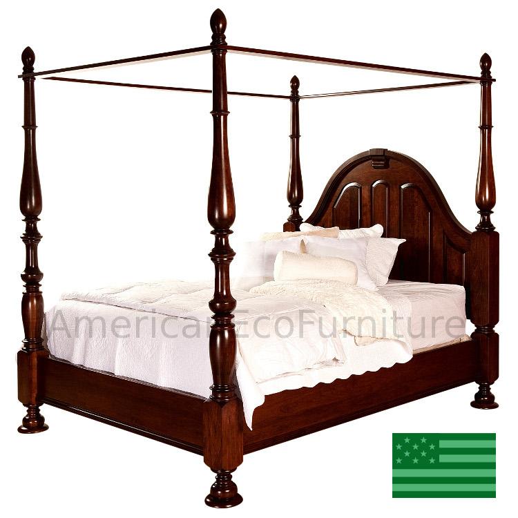 Rosemead Canopy Bed