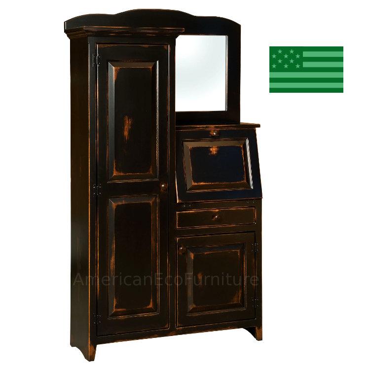 Settler Pantry with Door