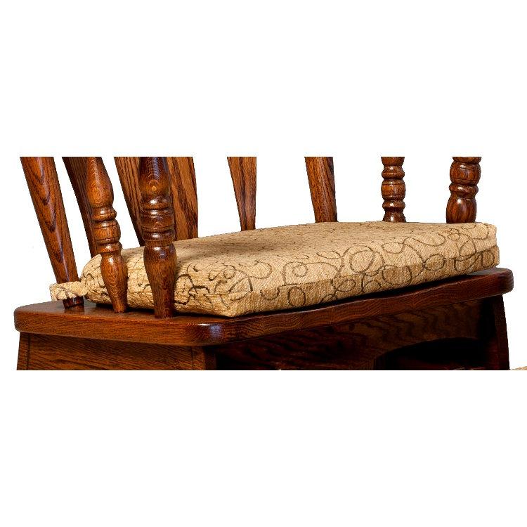 Tie-on Seat Cushion