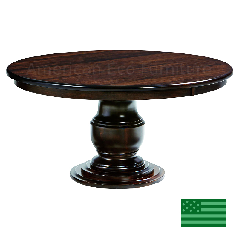 Zoe Pedestal Dining Table