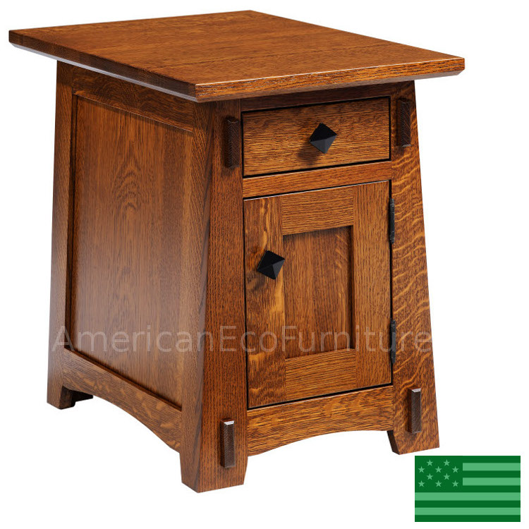 Mission Viejo Small End Table