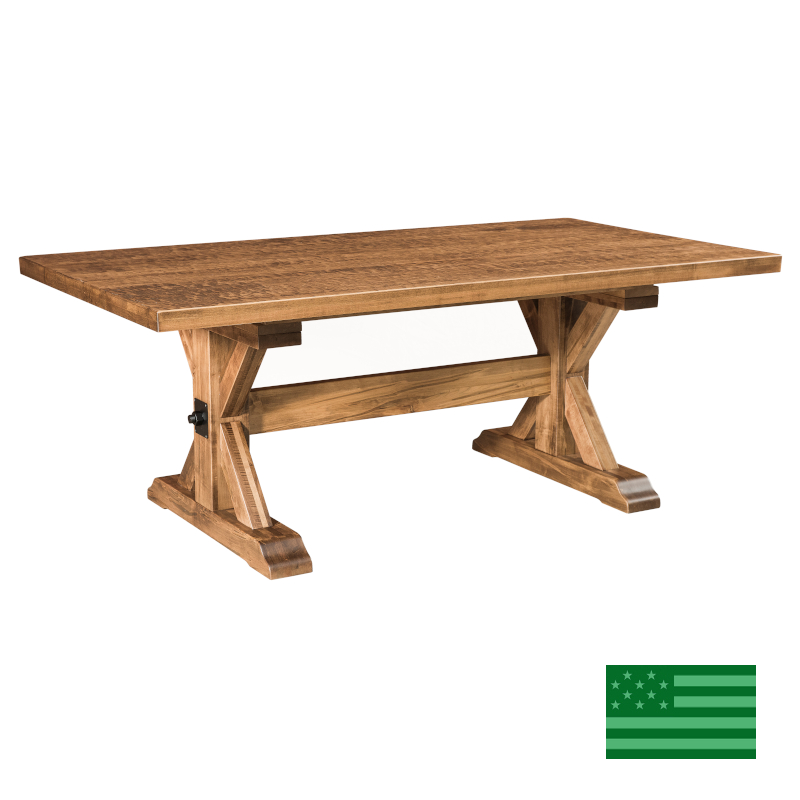Arlington Trestle Dining Table