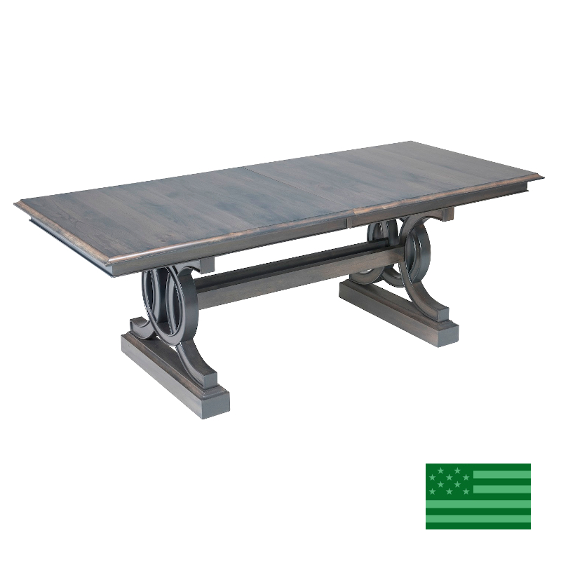 El Monte Trestle Dining Table