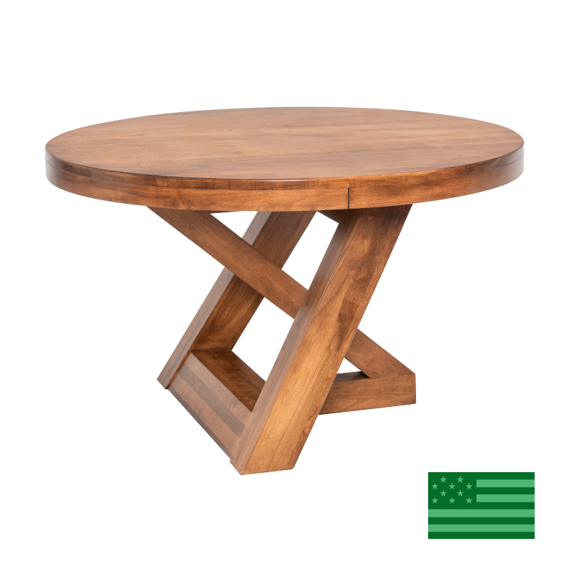 Ellis Single Pedestal Dining Table