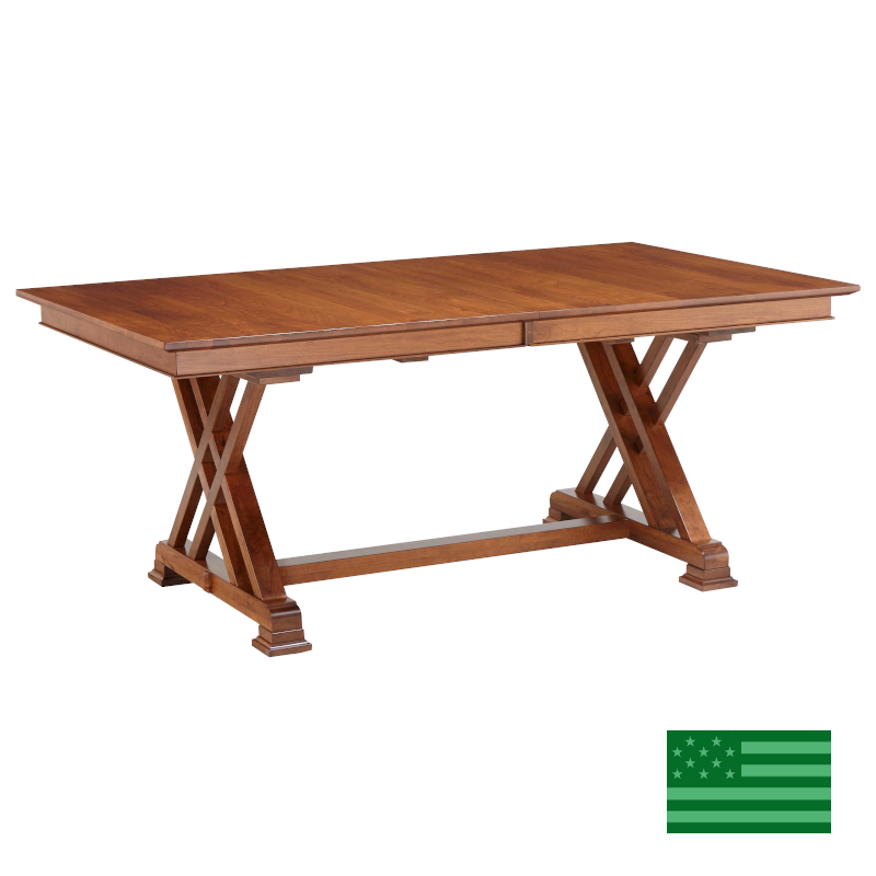 Hendrix Trestle Dining Table