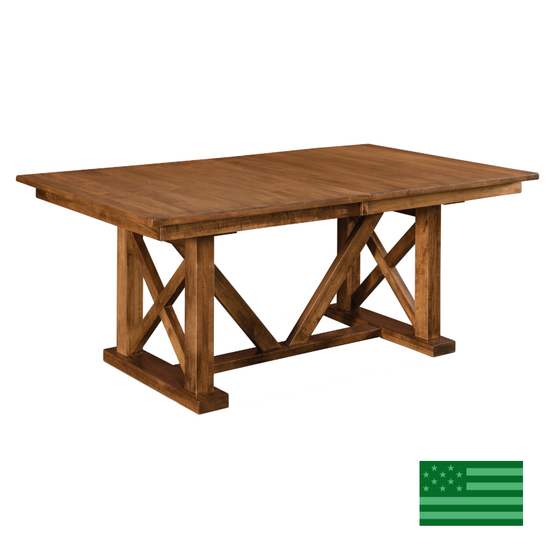 Wasilla Trestle Dining Table