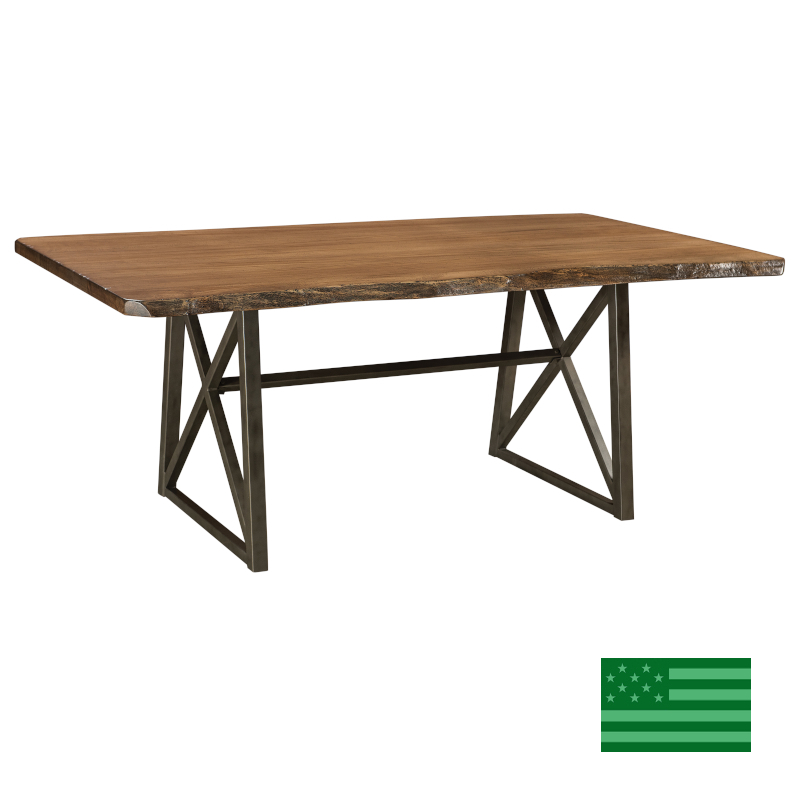 Ypsi Trestle Dining Table