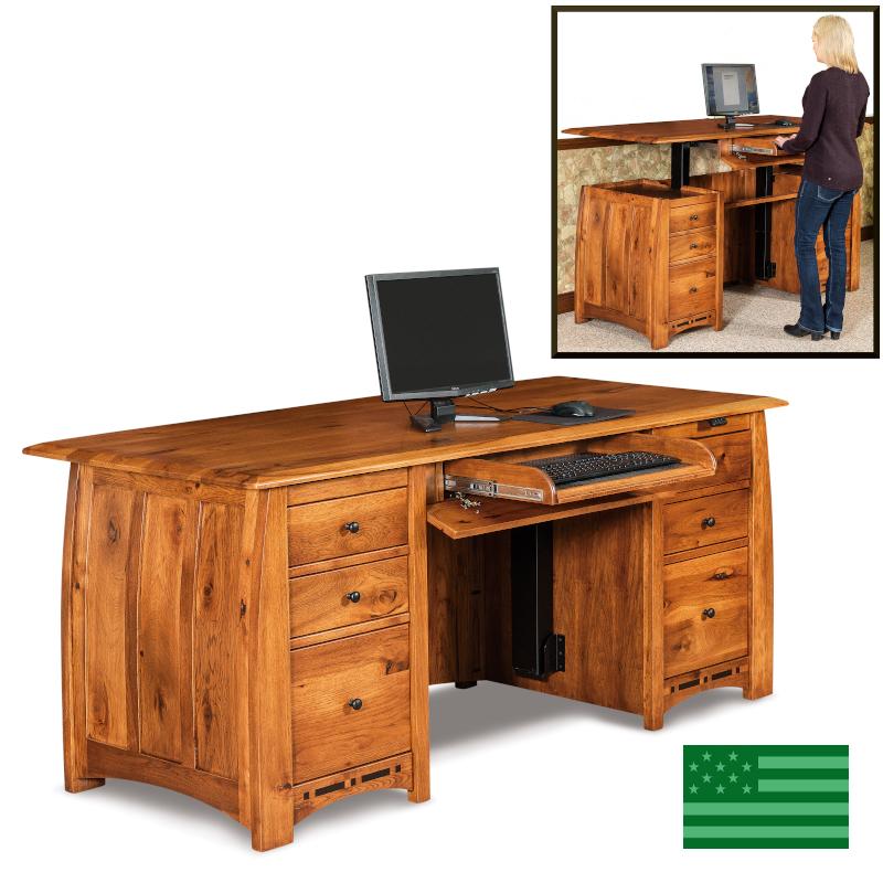 Buckhead Sit & Stand Desk