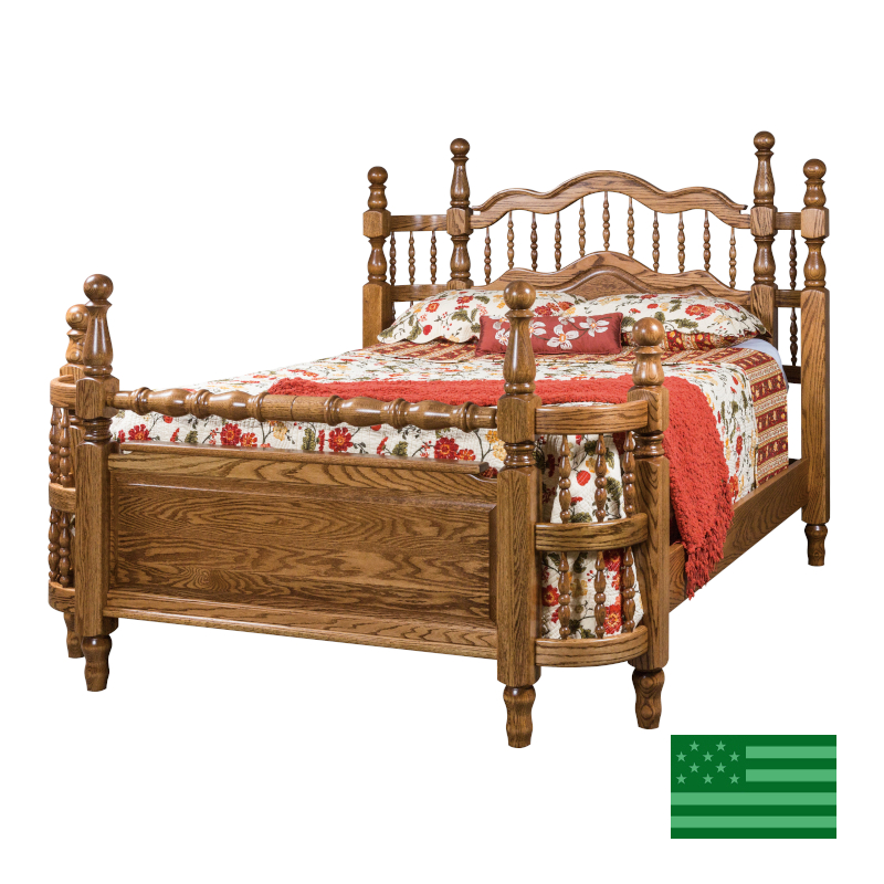Highlands Tall Wrap Around Bed