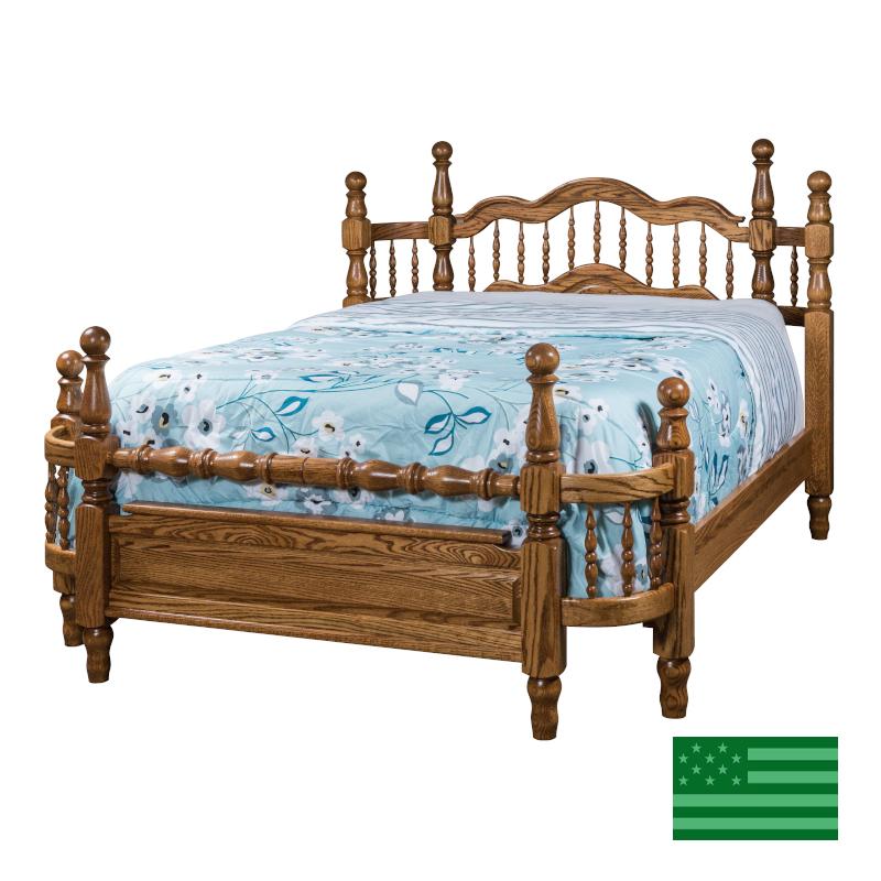 Highlands Wrap Around Bed