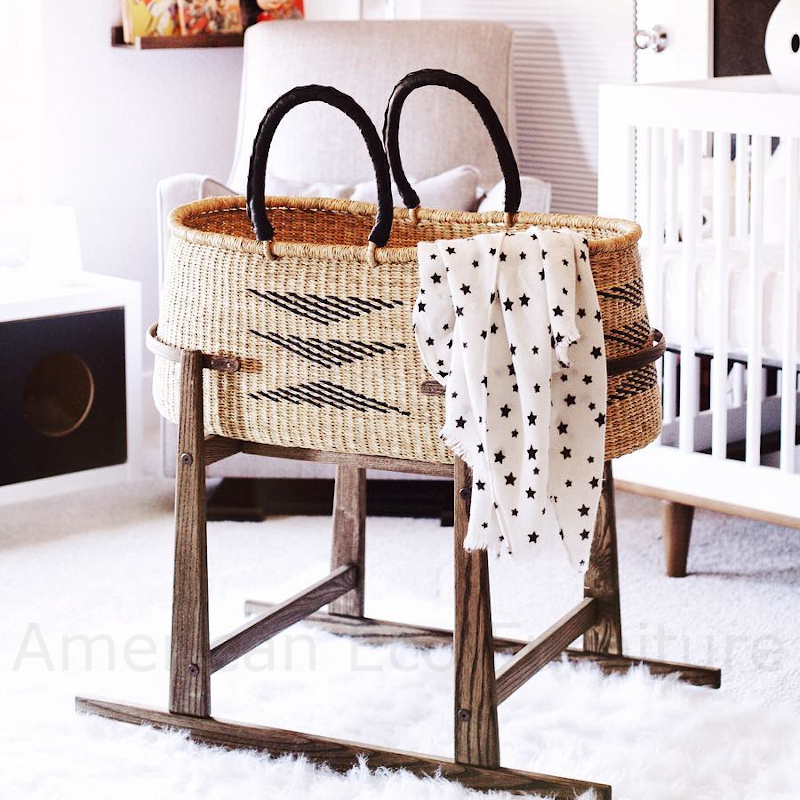 Large Anthem Moses Basket for Loungers