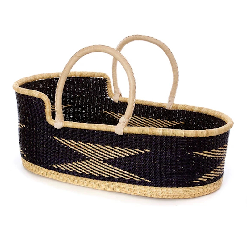 Large Apollo Moses Basket for Loungers