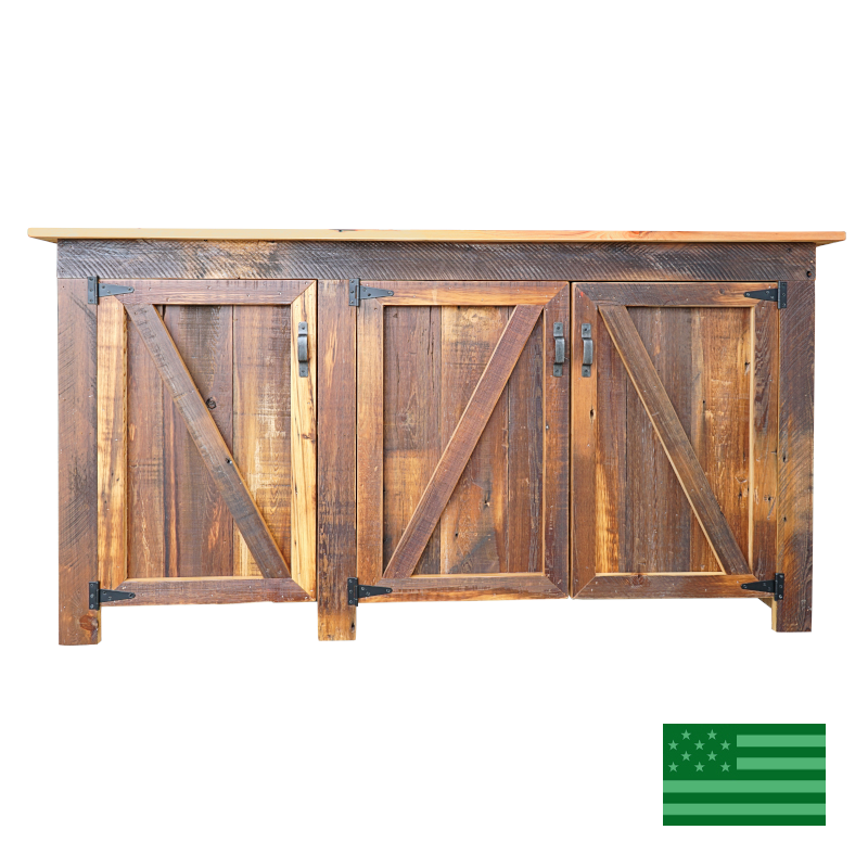 Aura 3 Door Sideboard with Reclaimed Barnwood.800.png