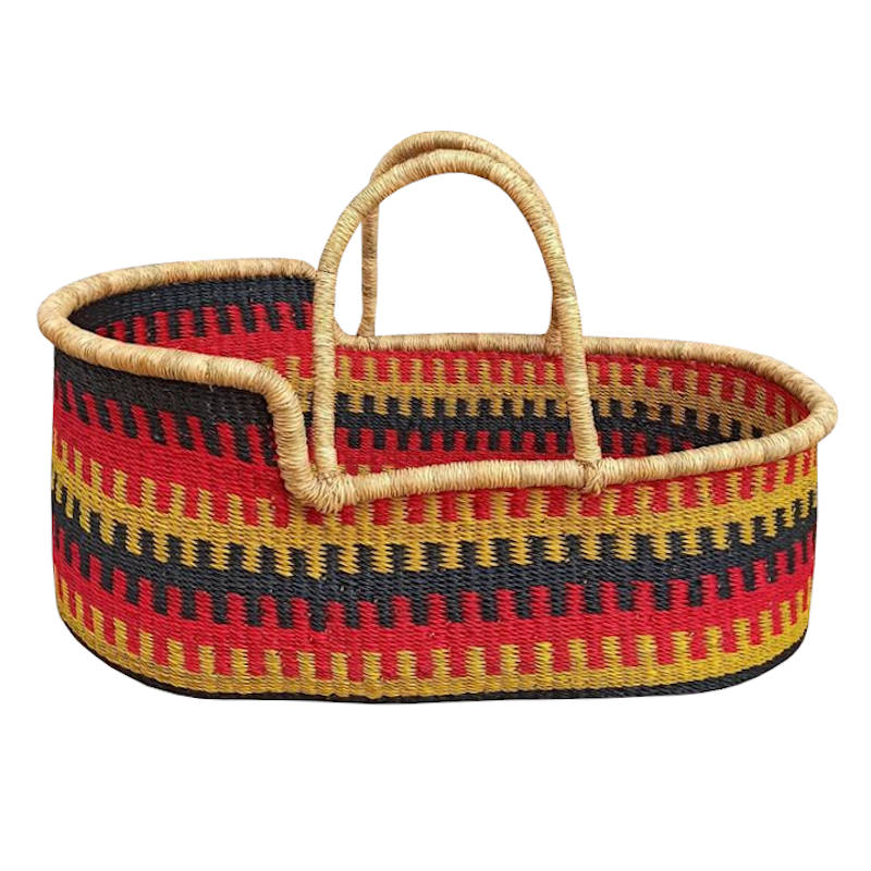 Large Berlin Moses Basket for Loungers