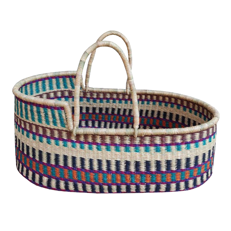 Large Chia Moses Basket for Loungers