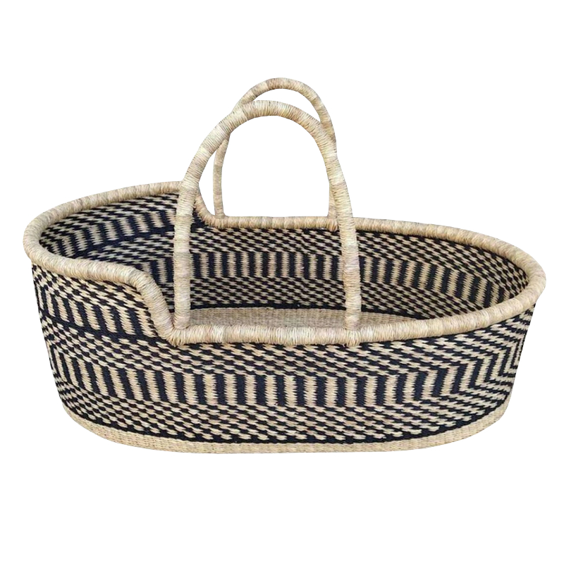 Large Chronos Moses Basket for Loungers