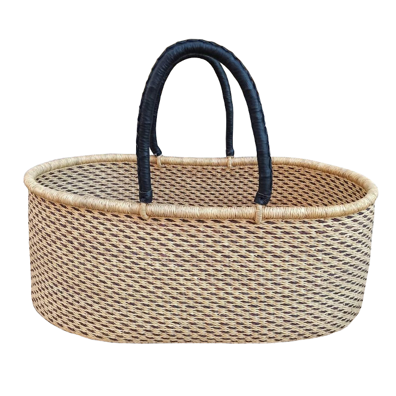 Large Fidelity Moses Basket for Loungers